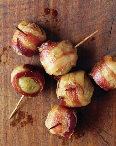 bacon wrapped potatoes