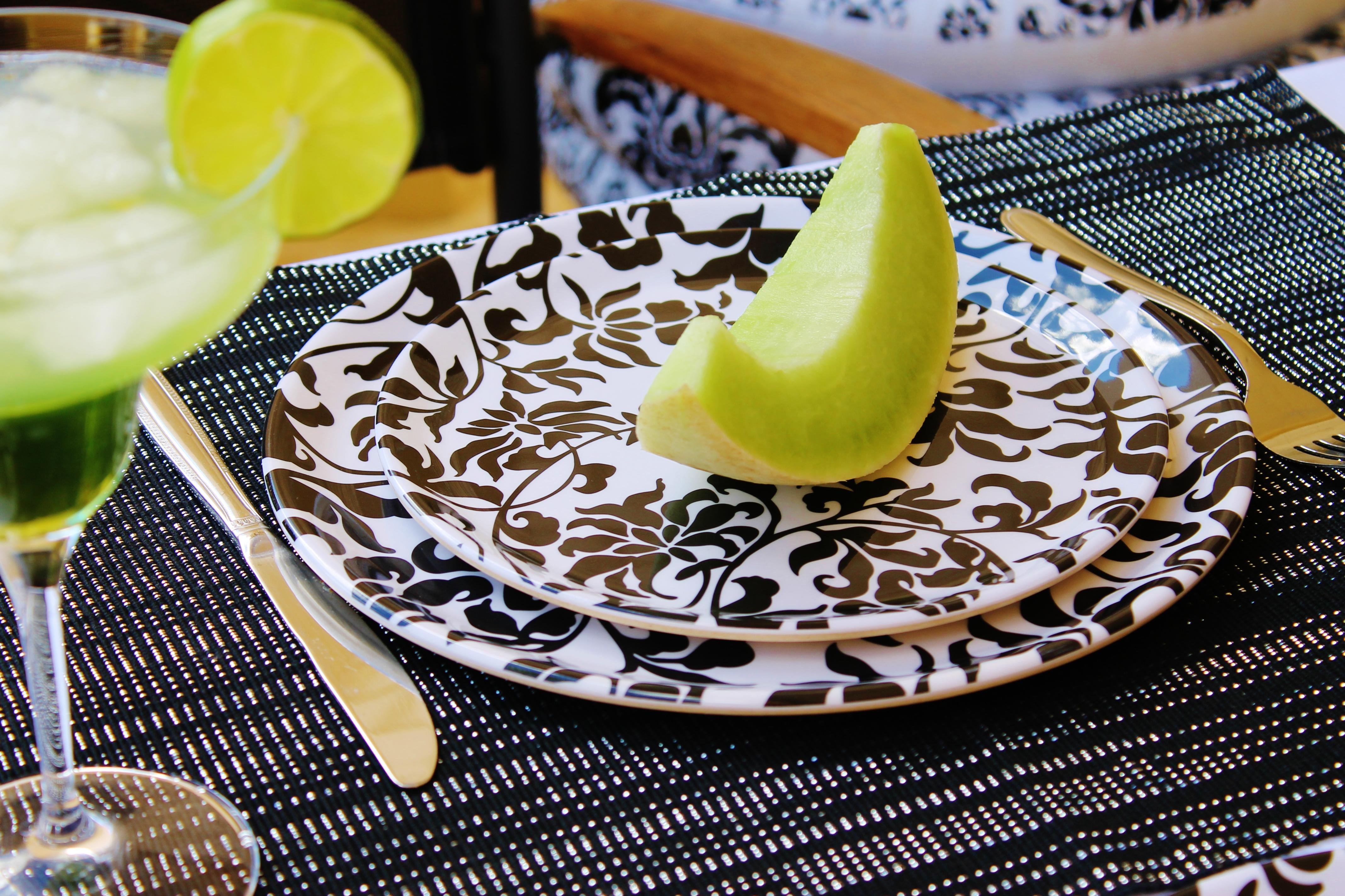 Image & melamine dinnerware | urbanspicehomewares