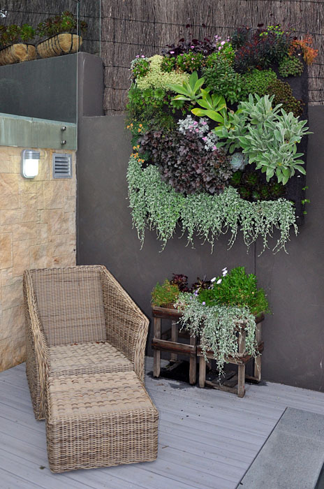 Greenwall by Inspired Exteriors