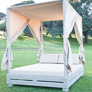Whitehaven day bed from Inspired Exteriors
