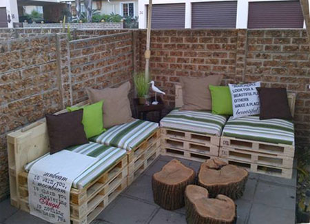 Pallet Furniture | urbanspicehomewares