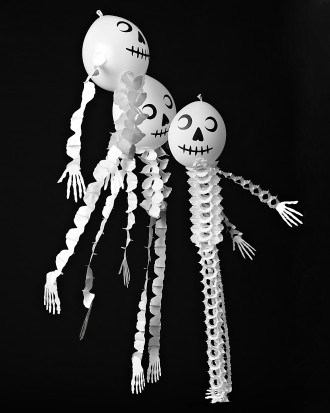 Balloon-skeletons
