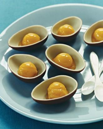 Cracked Egg Dessert